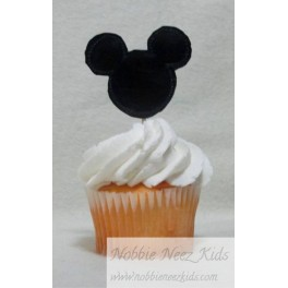 Mr Mouse Cupcake Topper