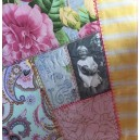 Memories of Momma Crazy Quilt Square