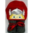 In Hoop Tubbie Towelz Thor Boy