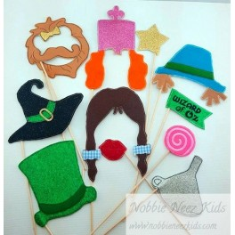 Wizard of Oz Photo Props