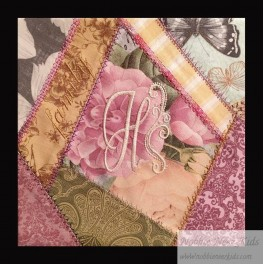 In Hoop Family First Quilt Block
