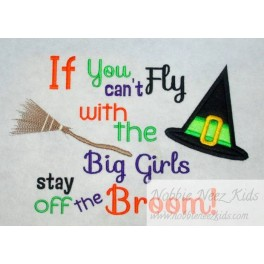 Fly Big Girls