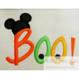Boo Mouse Design