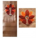 Turkey Day Applique