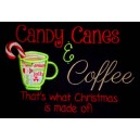 Candy Canes and Coffee