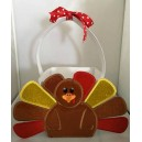In Hoop Interchangeable Turkey  Front