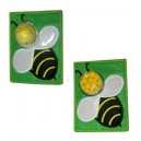 In Hoop Bee Lip Balm Holder