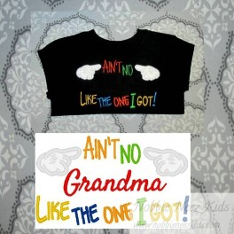 One I Got Grandma Saying