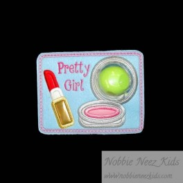 In Hoop Compact Lip/Candy Balm Holder