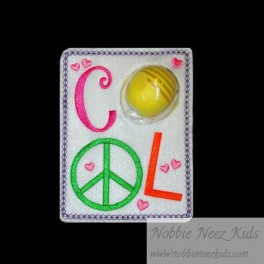 In Hoop COOL  Lip/Candy Balm Holder