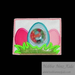In Hoop Eggs Lip/Candy Balm Holder