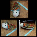 In Hoop Little Mouse Pin Cushion