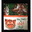 Pillow Palz Wild Tiger