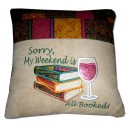 Pillow Palz All Booked