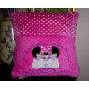 Pillow Palz Ms Mouse Reading