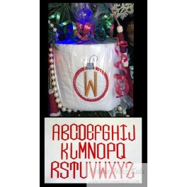 Monogram Ornament Toilet Paper Design