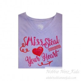 Miss Steal Your Heart Saying