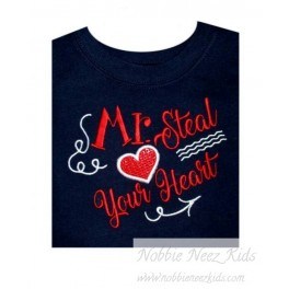 Mr Steal Your Heart Saying