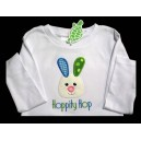 Hoppity Hop Applique Design