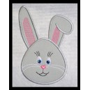 Special Bunny Applique