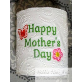 Mothers Day Toilet paper Design