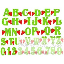 Specialty Very Berry Font