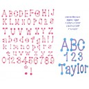 Specialty Big Dot Two Tone Font