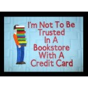 Pillow Palz Bookstore Credit Card Man