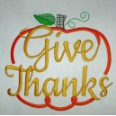 Give Thanks Outline