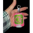 In Hoop Hand Sanitizer Case