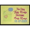 Pillow Palz House Home Add Date