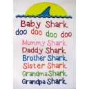 Baby Shark Saying Set