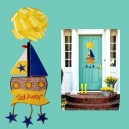 In Hoop Sail Away Door Hanger