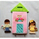 ITH  Flat Doll Carry Case