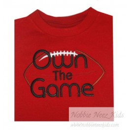 Own The Game Football
