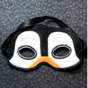 In Hoop Penguin Mask