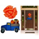In Hoop Turkey and Pumpkin for Interchangeable Truck