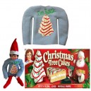 Elf Shirt Christmas Tree Cake Shirt