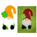 Shamrock Gnome Applique