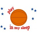 Pillow Talk Basketball Mega Hoop Design