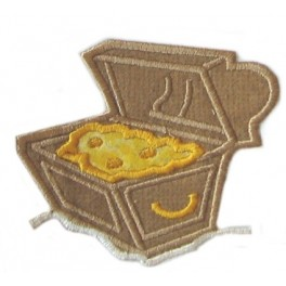Pirate Treasure Chest Applique Mega Hoop Design
