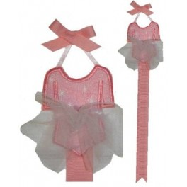 Ballet Dress Bow Holder