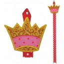 crown-bow-holder