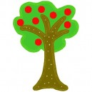 applique-apple-tree