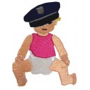 baby-girls-police-hat