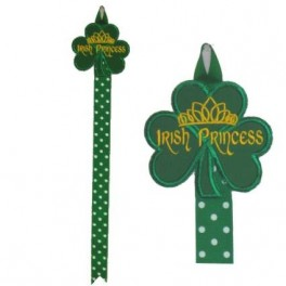Irish Princess Bow Holder