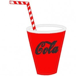 Cola Mega Hoop Design