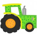 applique-tractor