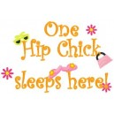 Hip Chick Hoop Design