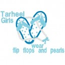 Tarheel Girls Applique